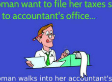 A-woman-file-her-taxes-fe